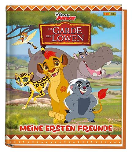 Disney Junior Die Garde der Löwen: Meine ersten Freunde: Kindergartenfreundebuch