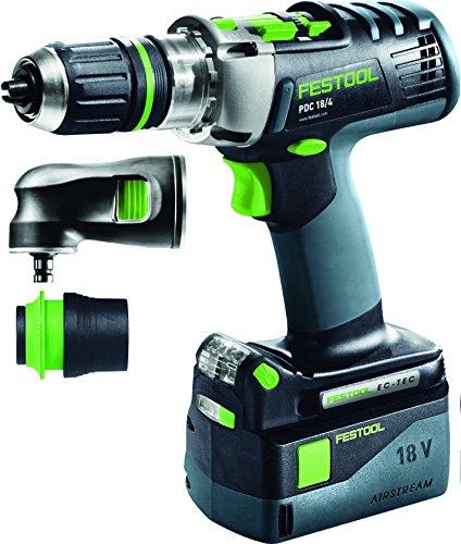 Festool 574708 Cordless Hammer Drill PDC Set