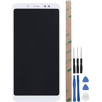 Upplus - Pantalla LCD de Repuesto Compatible con Xiaomi Redmi Note 5, Pantalla táctil LCD con Kit de Herramientas (Negro): Amazon.es: Electrónica