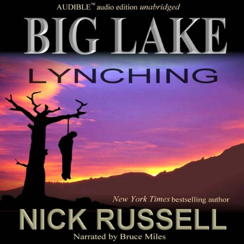 Big Lake Lynching audiobook cover art