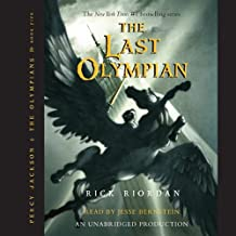 Download Book The Last Olympian: Percy Jackson and the Olympians, Book 5 PDF