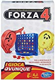 Hasbro Gaming - Forza 4 Travel (Gioco in Scatola), B1000103 [Lingua Inglese]