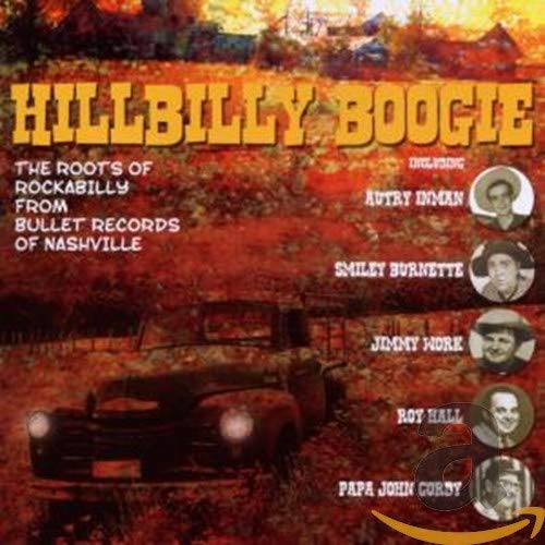 The Roots of Rockabilly from Bullet Rec.