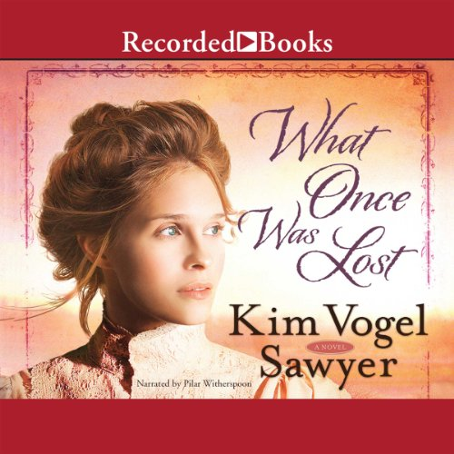 What Once Was Lost audiobook cover art