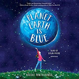 Planet Earth Is Blue audiobook cover art