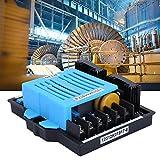 Jadpes Regolatore di Tensione Automatico,JadpesRegolatore di Tensione del generatore Automatico, 277V CA monofase R120 50/60Hz Regolatore di Tensione Automatico del generatore 4A Generatore AVR