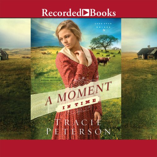 A Moment in Time audiobook cover art