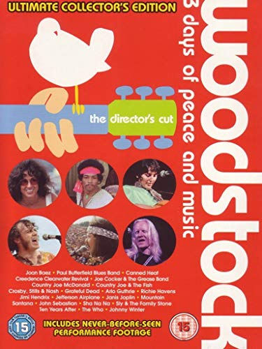 Woodstock - Ultimate Edition [4 DVDs] [UK Import]