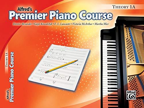 Premier Piano Course Theory, Bk 1A (Premier Piano Course, Bk 1A)