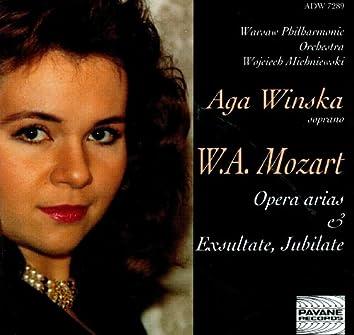 Mozart: Opera Arias & Exsultate Jubilate