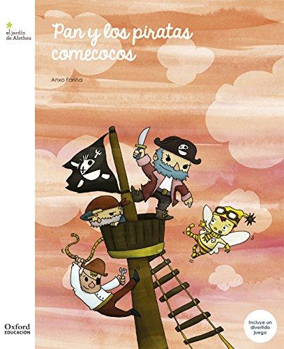 Pan y los piratas comecocos (El Jardín de Los Libros)