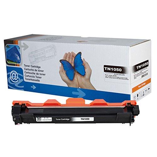 Toner kompatibel mit Brother TN1050 DCP-1510 1512 1512A 1601 1610W 1612W 1616NW HL-1110 1110R 1112 1201 1210W 1211W 1212W MFC-1810 1815 1910W 1911NW