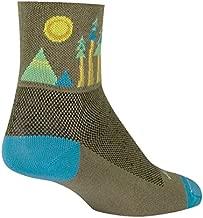 SockGuy, Adults' Classic Socks - Small/Medium, Sierra