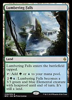 Magic: the Gathering - Lumbering Falls (239/274) - Battle for Zendikar by Magic: the Gathering