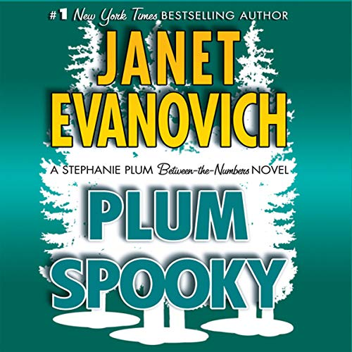 Plum Spooky audiobook cover art