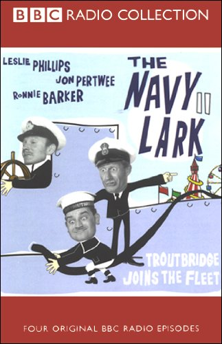 The Navy Lark, Volume 11 audiobook cover art