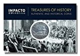 IMPACTO COLECCIONABLES Monedas Antiguas - España 5 Pesetas de Plata de 1870. República