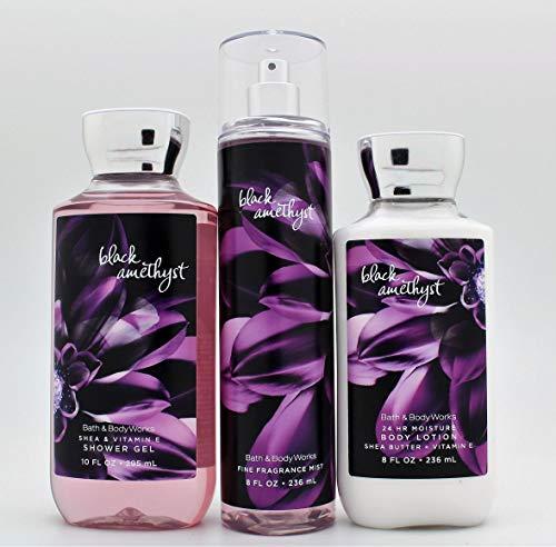 black amethyst shower gel - 2