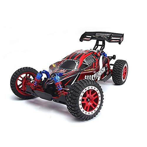 Sin escobillas del motor de control remoto RC Car Racing 60 km...
