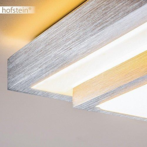 blanco c/álido LED L/ámpara de techo Sora - IP44 apta para el ba/ño 900 Lumens 12W 3000K