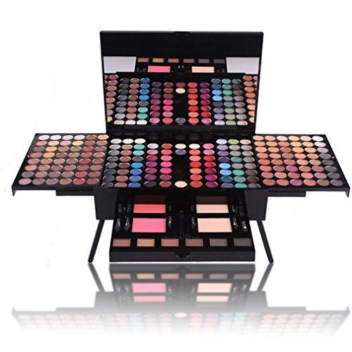 JasCherry 190 Colores Sombra De Ojos Paleta de Maquillaje Cosmética -...