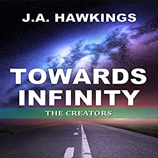Towards Infinity audiobook cover art