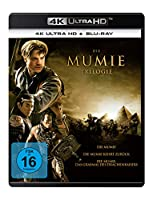 mkeety Die Mumie Trilogie 4K, 3 UHD-Blu-ray + 3 Blu-ray