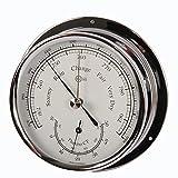 Barigo Barómetro/Termómetro modelo Regatta cromo...
