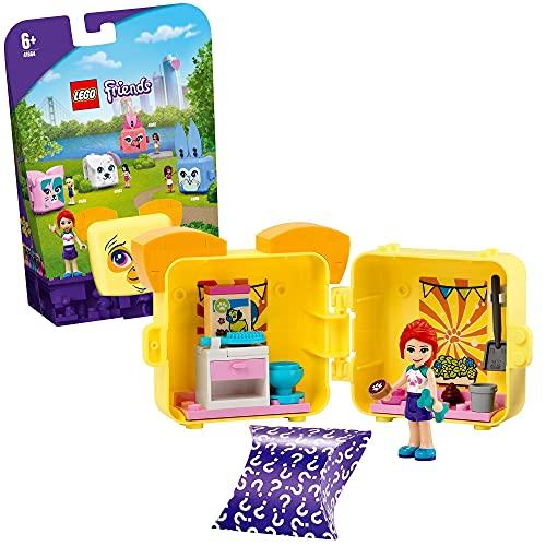 LEGO 41664 Friends Magische Würfel Mias Mops-Würfel Mini-Set Serie 4, Reisespielzeug zum Sammeln