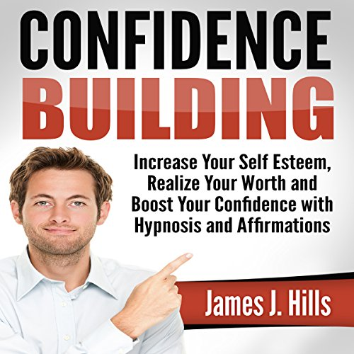 Confidence Building audiobook cover art