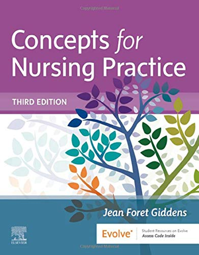 Compare Textbook Prices for Concepts for Nursing Practice with eBook Access on VitalSource 3 Edition ISBN 9780323581936 by Giddens PhD  RN  FAAN  ANEF, Jean Foret