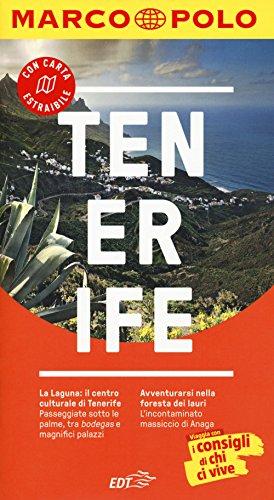 Tenerife. Con Carta geografica ripiegata