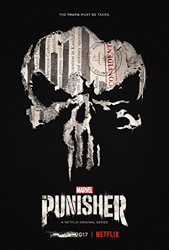 Poster The Punisher Movie 70 X 45 cm