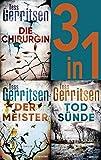 Rizzoli & Isles Band 1-3: - Die Chirurgin / Der Meister / Todsünde (3in1-Bundle): Drei Romane in einem Band (German Edition)
