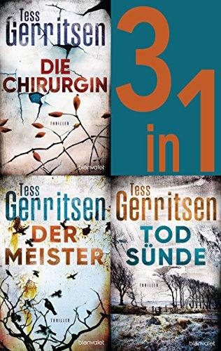 Rizzoli & Isles Band 1-3: - Die Chirurgin / Der Meister / Todsünde (3in1-Bundle): Drei Romane in einem Band