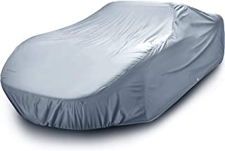 iCarCover Fits. [Ford Mustang Mach 1] 1969-1970 Waterproof Custom-Fit Car Cover