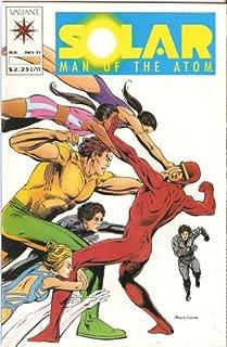 Solar, Man of the Atom #11 Vol. 1 July 1992