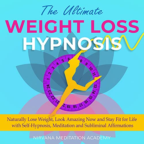 The Ultimate Weight Loss Hypnosis cover art