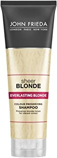 John Frieda Everlasting Blonde Colour Preserving Shampoo, 8.45 Ounces