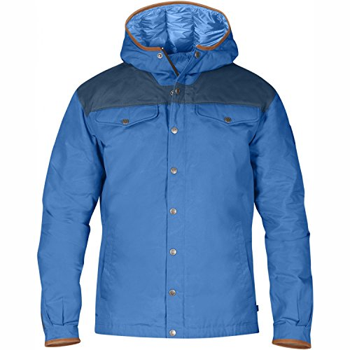 Fjällräven Herren Greenland No.1 Jacket jacke, Un Blue-Uncle Blue, XL
