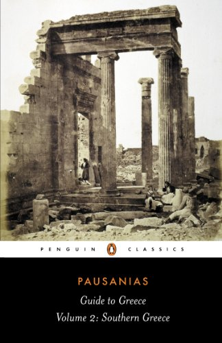 Guide to Greece: Southern Greece (Classics Book 2) (English Edition)