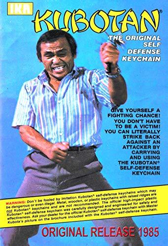 Kubotan (Original Release 1985) The Original Kubotan Self...