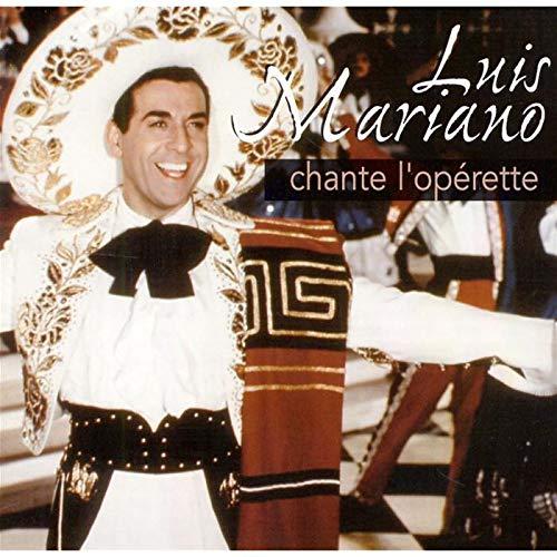 Luis Mariano Chante l\'Opérette