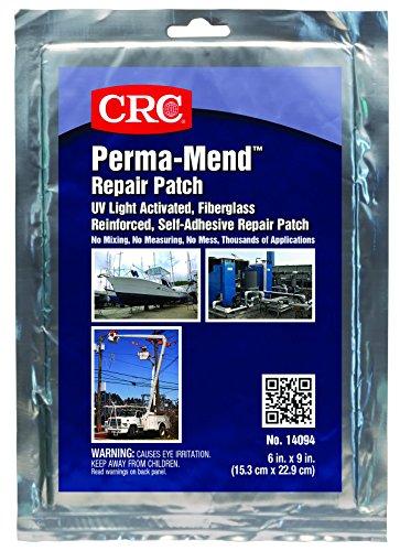 CRC Perma-Mend UV Curable Repair Patch, 14094
