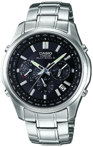 Casio Lineage Multiband6 Japanese Model [ Liw-m610d-1ajf ]
