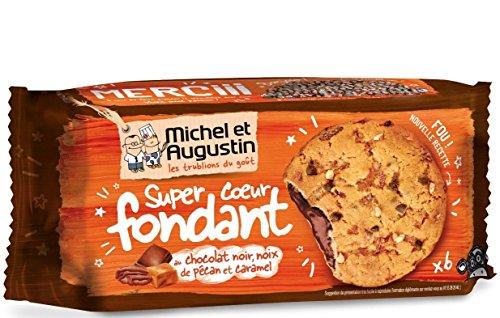 Michel et Augustin Cookies au Noix de Pécan 180 g