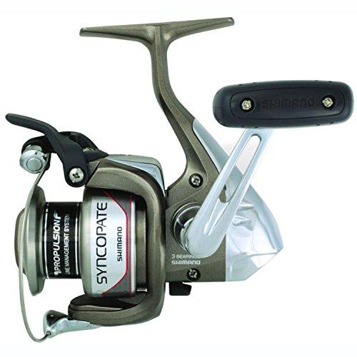 Molinete de pesca Shimano SYNCOPATE dianteiro, molinete giratório de água doce, 1000FG, SC1000FG