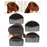 Practical 5pcs Nylon Professional Hair Pad Hair Styling Tool Updo Hair Pad Hair Style Daily Hair Style