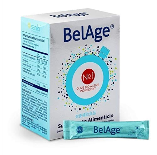 Sanki Belage Dietary Supplement Nano-biotechnology Cellular Health Improves Energy Levels Anti-Oxidant Anti-Aging Detox  27-day supply