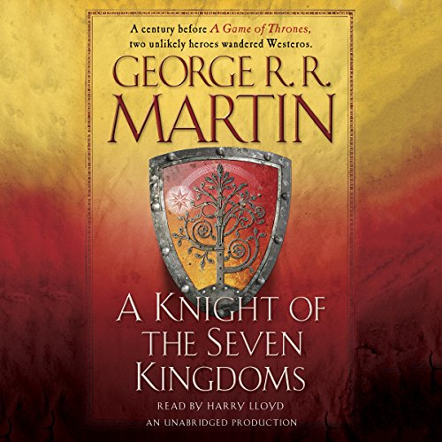 A Knight of the Seven Kingdoms audiobook cover art